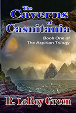 The Caverns of Casnitania concept cover
